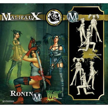 Wyrd Miniatures 20505 Outcasts Ronin - 3