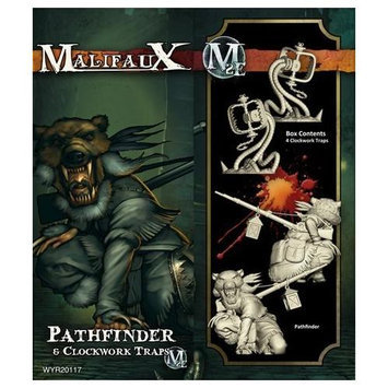 Wyrd Miniatures 20117 Guild Pathfinder Clockwork Traps M2E