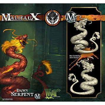 Wyrd Miniatures 20705 Ten Thunders Dawn Serpent