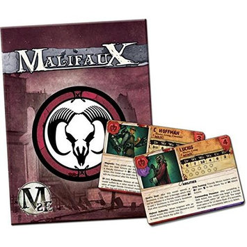 Malifaux: Guild Wave 2 Arsenal Box WYR20014 Wyrd Miniatures