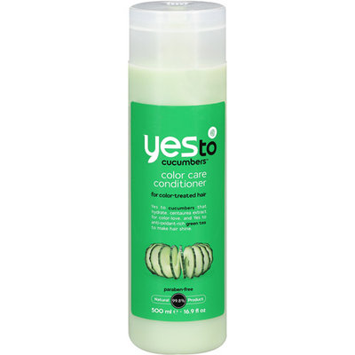 Yes To Cucumbers Color Care Conditioner