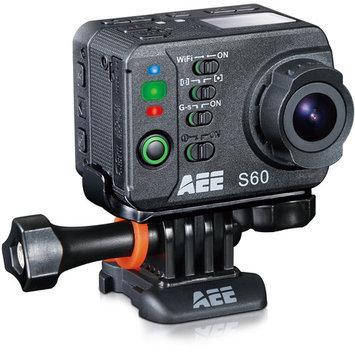 A.e.e. Aee S60 1080p Wi-Fi HD Action Camera, 16MP, 2