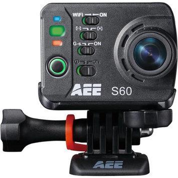 A.e.e. Aee Magicam S60 Digital Camcorder - Cmos - Full Hd - 169 - Mpeg-4 - 4x Digital Zoom - Microphone, Speaker - Hdmi - USB - Microsd Card - Memory Card (s60 2)