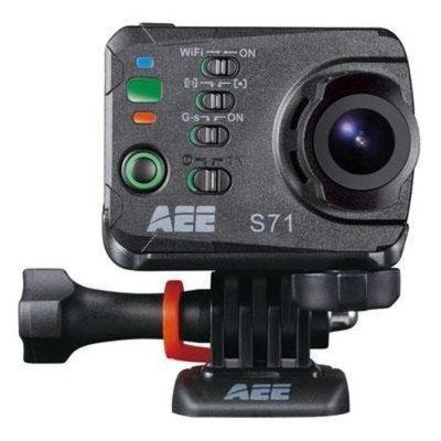 A.e.e. Aee S71 Digital Camcorder - Exmor R Cmos - 4k - 169 - Mpeg-4 - 10x Digital Zoom - Microphone, Speaker - Hdmi - USB - Microsd Card, Secure Digital High Capacity [sdhc] Card, Secure Digital (s71 2)