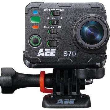 A.e.e. Aee S70 Digital Camcorder - 2 Lcd - Exmor R Cmos - Full Hd - 169 - Mp4 - 10x Digital Zoom - 128MB Flash Memory - Microphone - Hdmi - USB - Secure Digital [sd] Card, Microsd Card, Secure (s70 2 1)