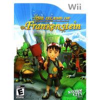 Inetvideo The Island of Dr Frankenstein - Nintendo Wii