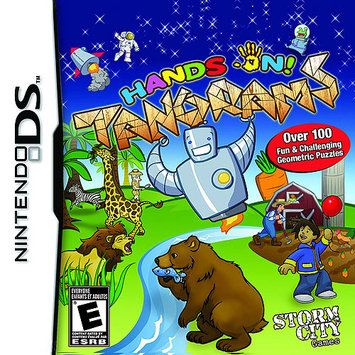 Storm City Entertainment Hands On! Tangrams
