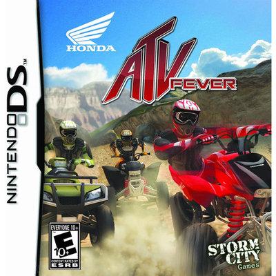 Storm City Entertainment Honda Fever (Nintendo DS)