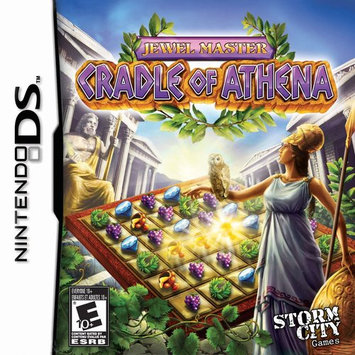 Storm City Entertainment Jewel Master: Cradle of Athena (Nintendo DS)