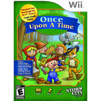 Storm City Games Storm City Entertainment Once Upon a Time (Nintendo Wii)