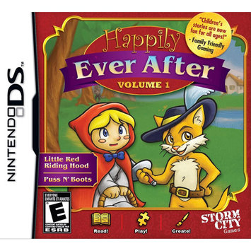 Storm City Entertainment Happily Ever After: Volume 1 (Nintendo DS)
