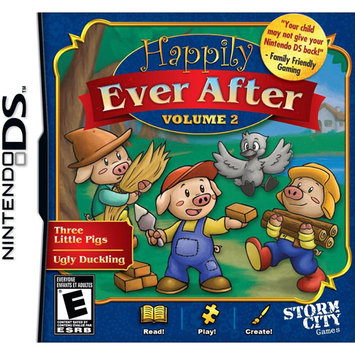 Storm City Games Storm City Entertainment Happily Ever After: Volume 2 (Nintendo DS)