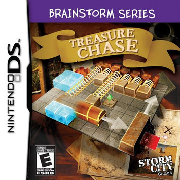 Storm City Games Storm City Entertainment Treasure Chase-Brainstorm Series (Nintendo.