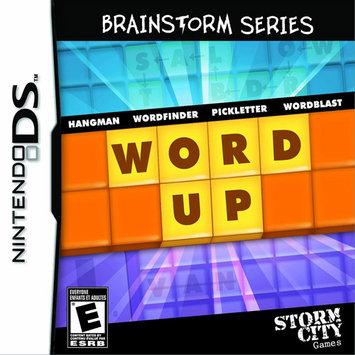 Storm City Entertainment Word Up-Brainstorm Series (Nintendo DS)