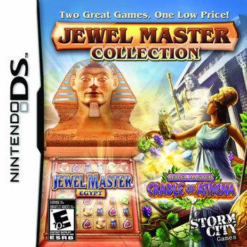 Storm City Games Jewel Master Collection - Nintendo DS