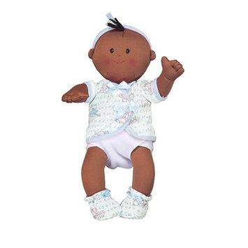 Dexter Educational Toys Dexter Toys DEX1502B AfroAmerican Baby Blue Clothes