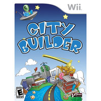Interworks City Builder Video Game - Nintendo Wii