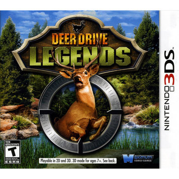 Maximum Family Gaming Deer Drive Legends 3D