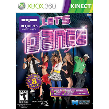 Maximum Family Gaming Kinect Let's Dance