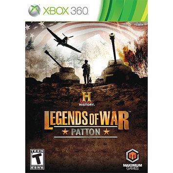 Maximum Games History: Legends of War-Patton - Xbox 360