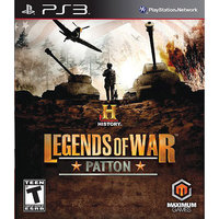 Maximum Family Games History Legends Of War Patton