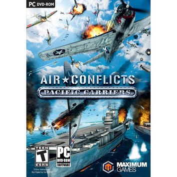 Maximum Family Games Air Conflicts: Pacific Carriers Video Game for PC