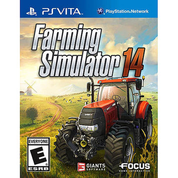 Mfg PS Vita - Farming Simulator '14