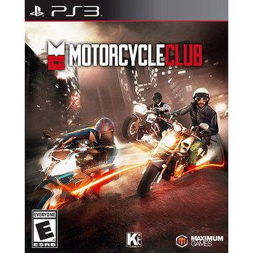 Mfg PS3 - Motorcycle Club