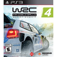 Mfg PS3 - WRC 4: FIA World Rally Championship