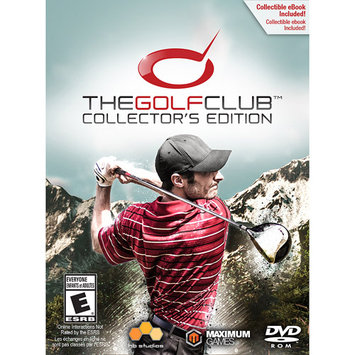 Maximum Games The Golf Club: Collector's Edition - Windows