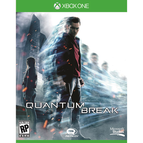 Microsoft Corp. Quantum Break (Xbox One)