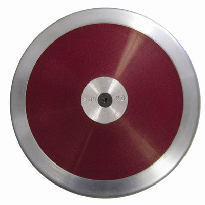 Amber Sporting Goods Prestige Discus Weight: 1.6 kg