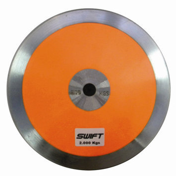 Amber Sporting Goods Swift Discus Weight: 2 kg