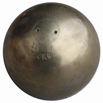 Amber Sporting Goods Brass Shotput Size: 4kg / 95mm