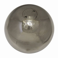 Amber Sporting Goods SS-12 Stainless Steel Shotput 12lbs 103mm