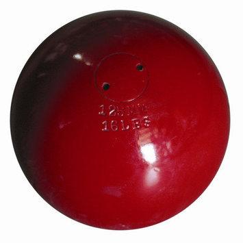 Amber Sporting Goods PTS-16125 Precision Turned Iron Shotput 16lb 125mm
