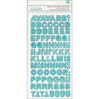 Studio Calico Snippets Chip Thickers Alpha Stickers 5.5