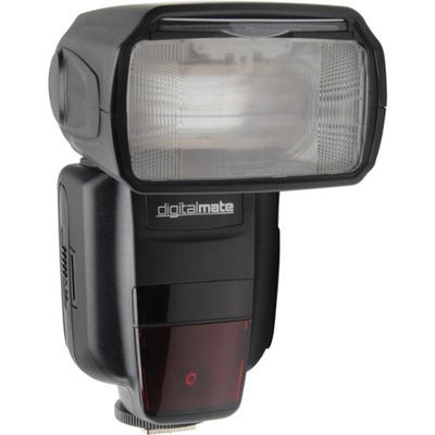Digitalmate 680 Power Zoom AF Flash with LCD Display (for Nikon I-TTL)