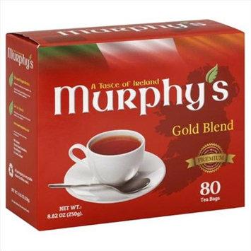 Murphys Tea Gold Blend Bags 80 Bg Pack Of 6
