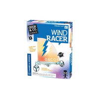 Thames & Kosmos Geek & Co. Wind Racer Multi-Colored