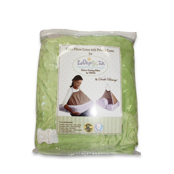 Double Blessings San Diego Bebe Double Blessings Extra Cover for San Diego Bebe TWIN Eco-Nursing Pillow