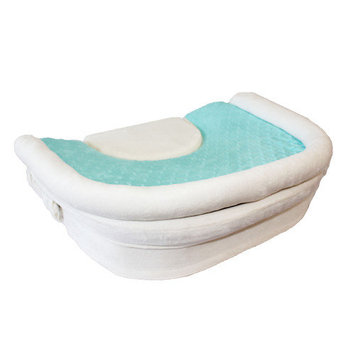 Double Blessings San Diego Bebe Nursing Pillow (Turquoise)