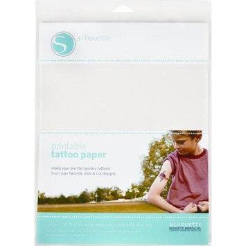 Silhouette America Silhouette Printable Tattoo Paper