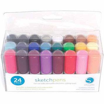 Silhouette America Sketch Pen (24) Starter Kit - Silhouette
