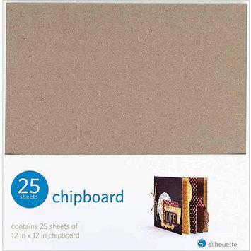 Silhouette Chipboard, 12
