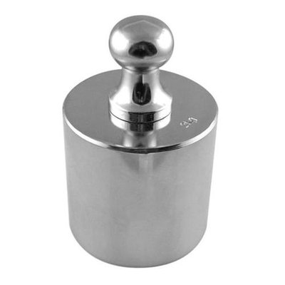 American Weigh Scales 2KGWGT 2Kg Calibration Weight - Stainless Steel