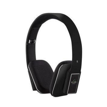 iDeaUSA AtomicX HP001BT-B Bluetooth Headphone w/ Mic (Black)