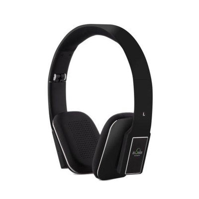 iDeaUSA AtomicX HP001BT-B Bluetooth Headphone w/ Mic (Black)