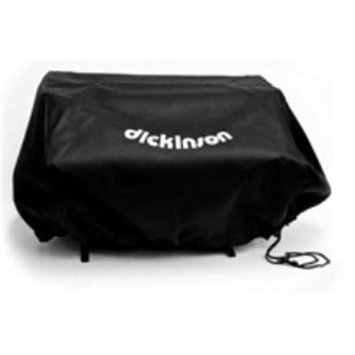 Dickinson Marine 15-185 Small Canvas Cover - Black