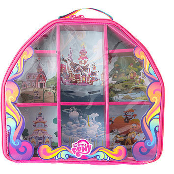 Perpetual Play My Little Pony Play-N-Display Travel Case - Small